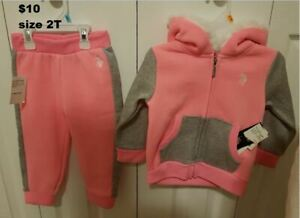 Baby girls clothing- new with tags