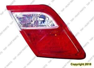 Trunk Lamp Driver Side (Back-Up Lamp To2818132) High Quality Toyota Camry 2007-2009