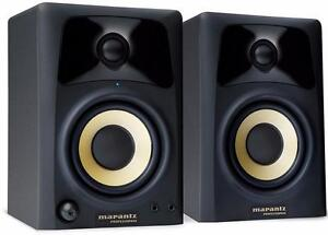 "Marantz Professional STUDIO SCOPE 3 Moniteur Studio 3"" (Paire)"