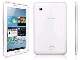 Samsung Tab 2 (7.0, White)