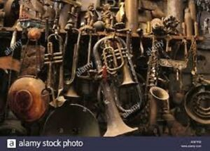 Pay $cash for scrap metals & musical instrument etc