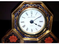 Royal Crown Derby Old Imari Solid Gold Band