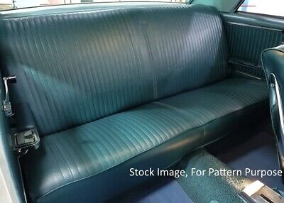 1964 Chevy Chevelle Coupe Rear Seat Cover Chevelle Rear Seat Cover