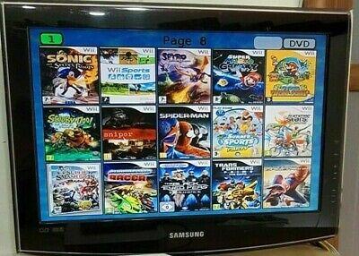 hard disk wii 140 giochi per console nintendo