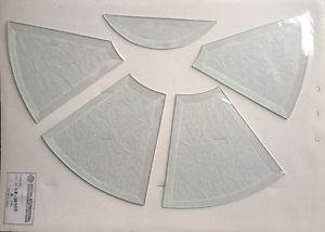 Beveled Glass cluster  Stained glass (LE-101 GC)