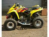 Suzuki ltz 250 quad