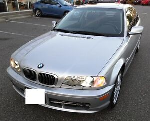 2001 BMW 330 CI Coupe (2 door)