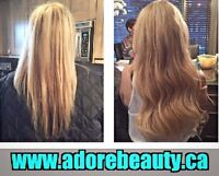 ADORE HAIR EXTENSIONS SPRING SPECIAL $75