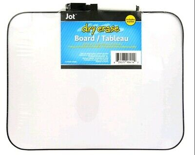 Dry Erase Board Markereraser - Jot Brand - 8.5 X 11 - Hanging Optional