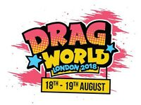 2 x London Olympia Drag World Tickets For Sale