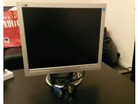 Philips monitor 17""
