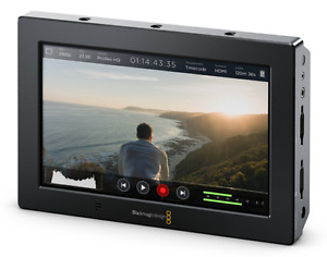 "Blackmagic Video Assist 5"" HD Recorder Monitor"