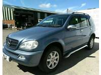 2005 Mercedes Benz Ml270 cdi Automatic Full leather heated seat Superb drives Cheapest price