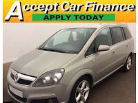 Vauxhall/Opel Zafira 1.9CDTi 16v i - FROM £23 PER WEEK