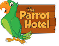 THE PARROT HOTEL: Professional Boarding & Grooming Services