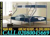 **CASH ON DELIVERY**Brand New bunk,,,,, Single Double /Small Double/ Kingsize Bed..Call Now