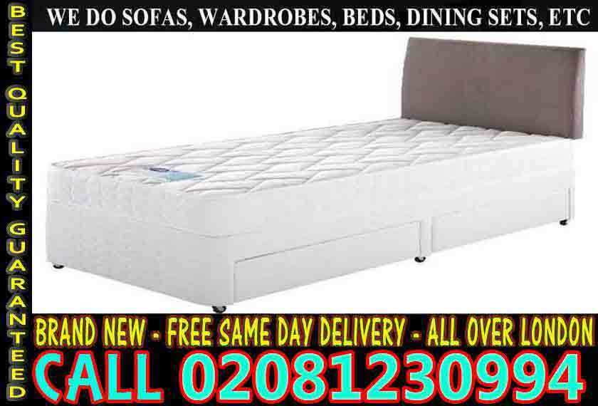 SUPPER QUALITYSmall DoubleSingleKing size Supper ortho Base Beddingin Stratford, LondonGumtree - Brand New Furniture sale All types of furniture available. Bed, sofa, wardrobe, bunk bed, dining set, coffee tables.Just a call and we will assist you