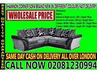 SEHANION CORNER or 3 AND 2 SEATER SOFA SUITE