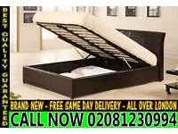 DOUBLE storage leather Base ,single Kingsize available / Bedding