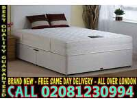 ****WOW FREE DELIVERY*** Small Double Single Double King size Base Bedding BASE