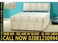 Double Single King Size Base / Bedding