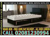 ****SUPPER QUALITY*** Small Double / Single / King size Supper ortho Base Bedding