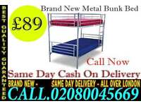 Brand New Single Bunk .. Bed Double OR Kingsize Bed Available Call Now