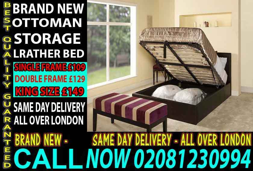 DOUBLE storage leather Base ,single Kingsize availableBeddingin Rainham, LondonGumtree - CONDITION Brand New DELIVERY Same Day PRICE Very Cheap CONTACT US AND ODER NOW