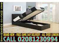 ****SUPPER QUALITY*** DOUBLE storage leather Base ,single Kingsize available / Bedding