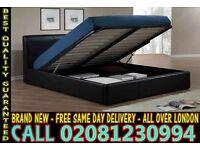STRONG PU Leather Storage Frame Double Single Bedding Black Brown Salt Lake City