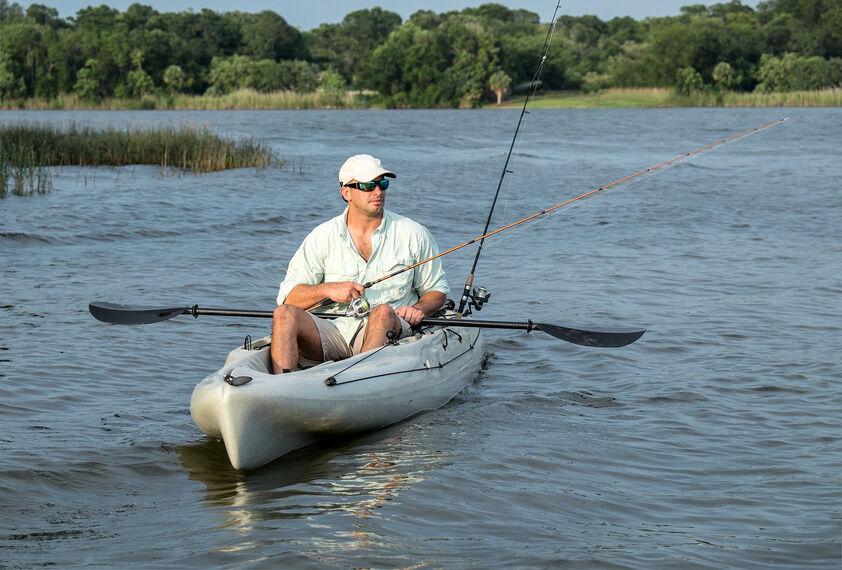 Top 10 fishing kayaks ebay for Beginner fishing kayak