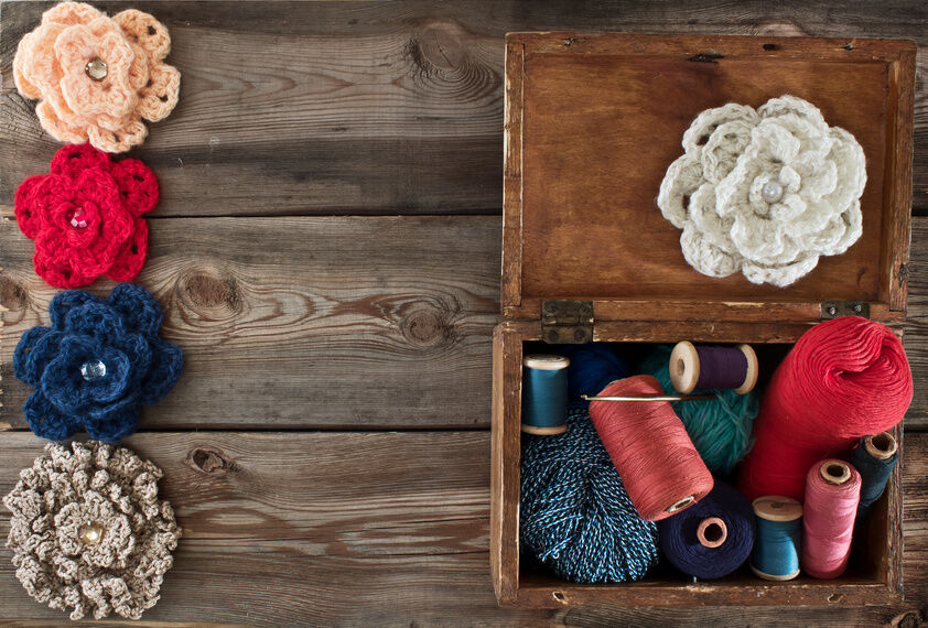 Your Guide to Buying an Antique Sewing Box