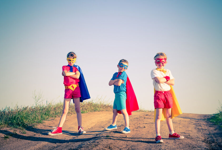 Top Superhero Boys' Fancy Dress Costumes