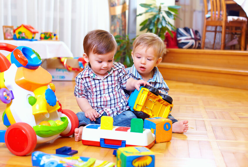 Great Baby Toys to Give as Gifts