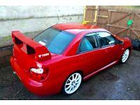 03 SUBARU IMPREZA WRX 350+BHP with/STi ENGINE BUILD + VF34 TURBO (Blobeye, JDM, PX)
