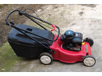**NOW SOLD** For sale - Mountfield 17inch hand-propelled petrol lawnmower