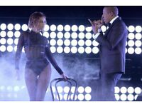 Tickets to Jay Z and Beyonce
