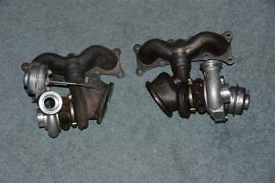 BMW N54 135i 335i 535i TURBO RATTLE NOISE WORN WASTEGATE FLAPPERS REPAIR SERVICE