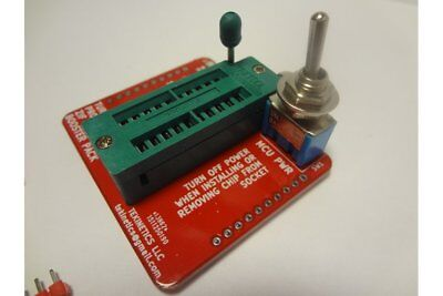 Turbo Zif Programmer Boosterpack For Ti Launchpad Msp430