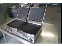 Lincat LPG-2 Dual contact grill