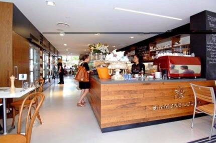 FREE BUSINESS - FULLY FITTED NORTH SHORE CAFE