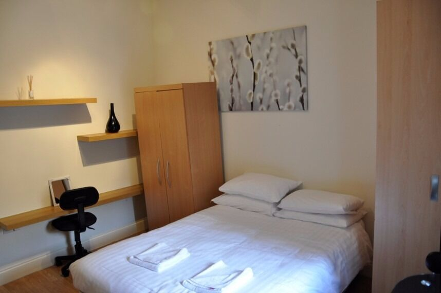 Double studio Bayswater short lets £330 per week
