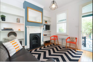 Fully Furnished 2-Bedroom Terrace - Pet Friendly - with garage
