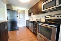 RENOVATED 2 Bedroom 5 Minutes to Laurier/Waterloo Uni. Campus!