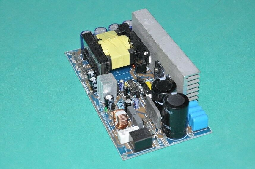 Advice on eBay Amp Modules and PSU's please