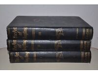 Old antique The Art of Angling books