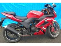 Limited Parts left for sale - WK 125 RR