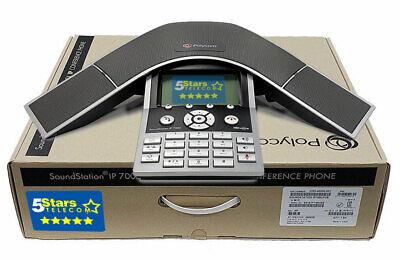 Polycom Soundstation Ip 7000 Conference Phone Poe 2200-40000-001 - Brand New