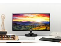 LG 25UM58-P 25 inch UltraWide Full HD IPS LED Monitor