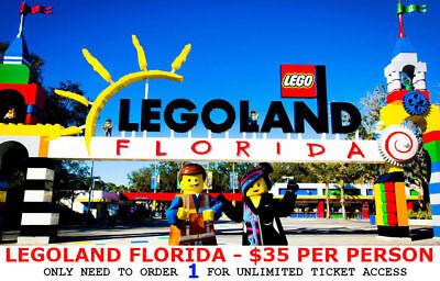 Legoland Florida Tickets  35   A Promo Discount Savings Tool